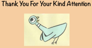 PigeonThankYou